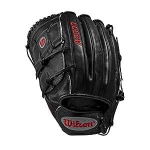 """Wilson A2000 B125 12"""" Pitcher's Baseball Glove - Left Hand Throw"""