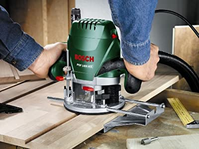 Bosch pof 1400 ace router an excellent router after internet research i took the plunge and bought the bosch plunge router and the bosch router bit set from amazon keyboard keysfo Choice Image