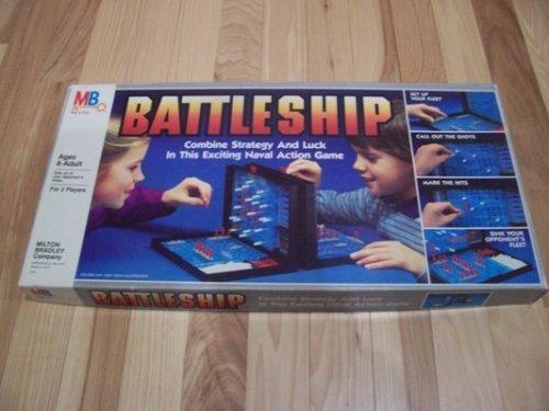 Battleship 1984 Edition Classic Sea Battle Game (Best Sea Battle Games)