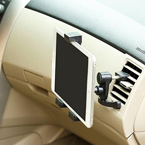 Heavy Duty Premium Tablet Mount Car AC Air Vent Holder Do...