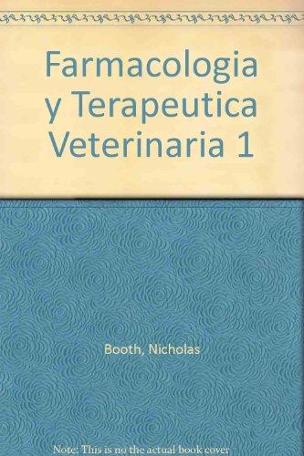Descargar Libro Farmacología Y Terapéutica Veterinaria: T.1 Nicholas Booth
