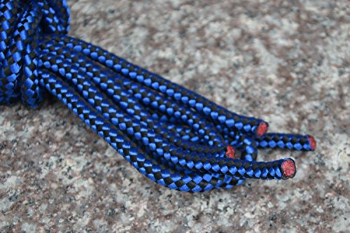 BlueSunshine Tree Swing/Nylon Rope/Hammock Ropes 7mm X 1800mm (Tensile Strength. 150KG.) - Pack of 2