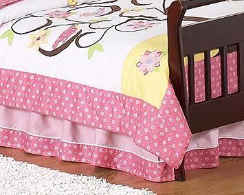 Amazon.com: JOJO Designs Canción Aves ropa de cama: Song ...
