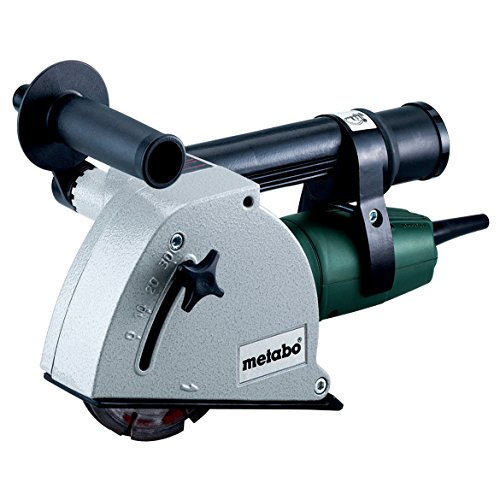 Metabo US601119100 12-Amp 8,200-Rpm Durable Corded Wall Chaser w/ Hose