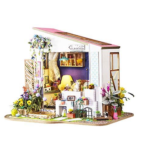 Dollhouse Porch Light