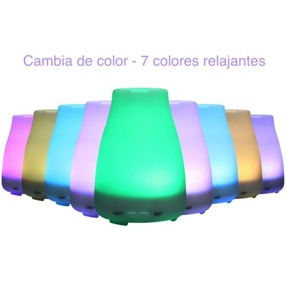Amazon.com : Difusor De Aceites Esenciales Para Aromaterapia ...