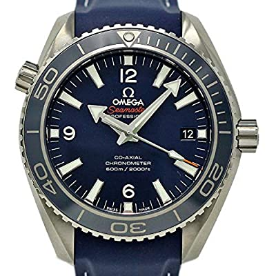 Omega Seamaster Swiss-Automatic Male Watch 232.92.42.21.03.001 (Certified Pre-Owned) from Omega