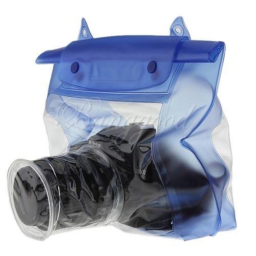 MuchBuy 20M Outdoor Waterproof DSLR SLR Digital Camera Underwater Housing Case Pouch Dry Bag Canon Nikon Sony