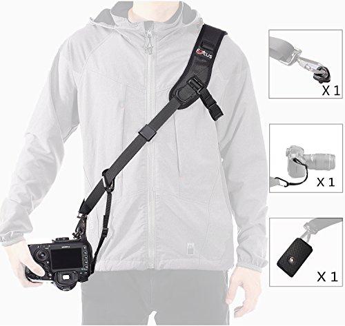 Camera Strap Rapid Fire Shoulder Neck Strap Sling Belt Quick