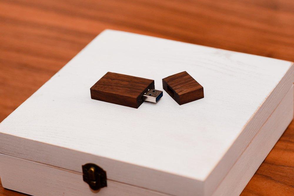 en bois USB Flash Drive Memory Stick 8/Go//16//32//64/3 32 go 2.Wallnut