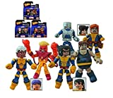 Marvel X-Men Vs. Brotherhood Minimates Series 60 Mini figure Set of 3 2-Packs