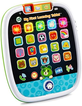 LeapFrog My First Learning Tablet, Scout