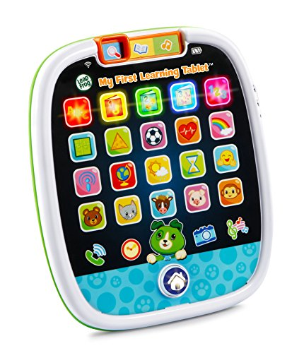 51%2B1bsz378L - LeapFrog My First Learning Tablet, Black