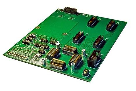 5PE qfn-132 FPGA Junta de Desarrollo EVAL y, Actel proasic 3 ...