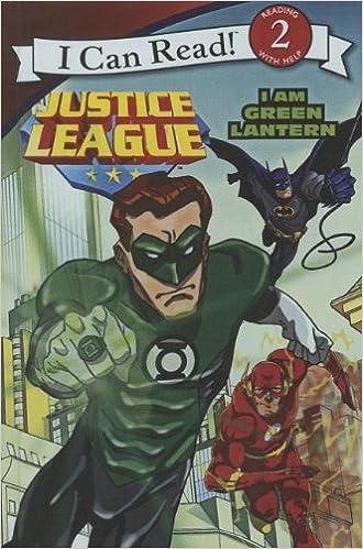 I Am Green Lantern (Turtleback School & Library Binding