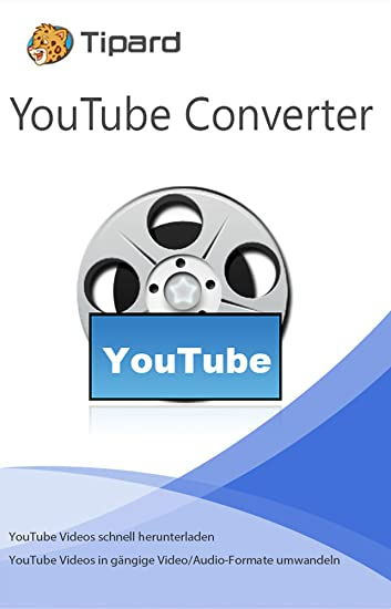 Tipard Youtube Converter 2018 Download Amazon De Software