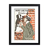 mary black babes in the wood - Framed 24x18 Print of The Babes in the Wood, Theatre Royal, Drury Lane, London (14403522)