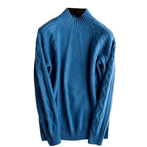 Manica Lunga Maglione Blu Donna Valin 6HUqwx0RW