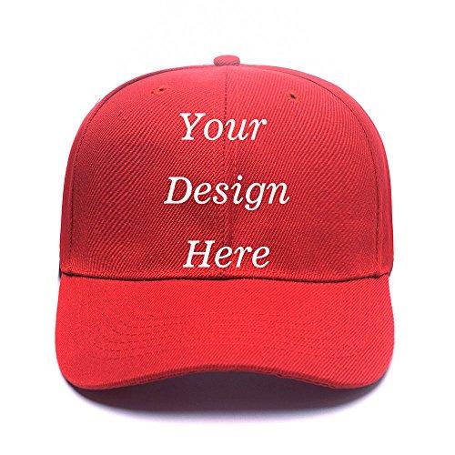 Unisex Cotton Baseball Cap - Custom Personalized Adjustable Hat (San Francisco Giants Pinstripe)