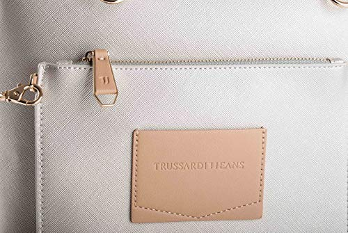 Trussardi Bangkok 75b00373 Borsa M020 Shopper Donna Primavera Silver Jeans 2018 9y099999 Estate wgOAxrqUwn