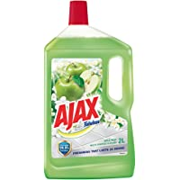 Ajax Fabuloso Floor Cleaner, Apple Fresh, 2L