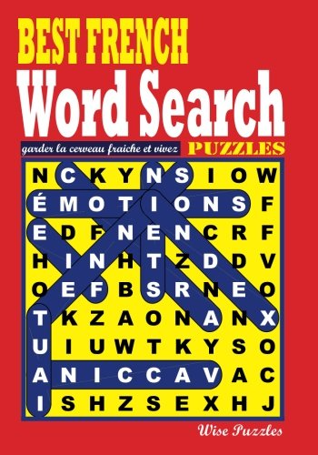 Read Online BEST FRENCH Word Search Puzzles (French Edition) pdf