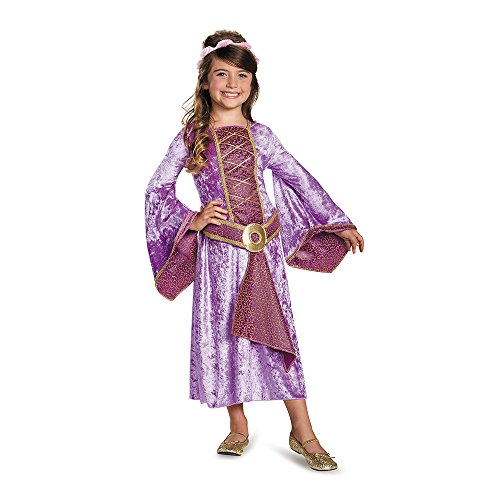 Disguise 84055G Renaissance Maiden Costume, Large (10-12) ()