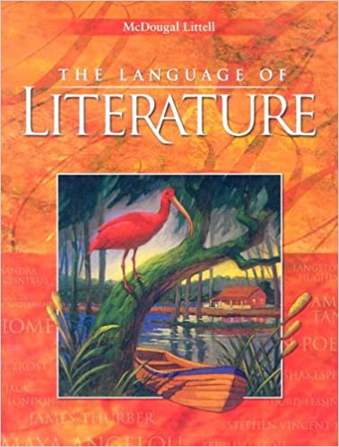The language of literature grade 9 mcdougal littel 9780618170340 the language of literature grade 9 edition unstated edition fandeluxe Image collections