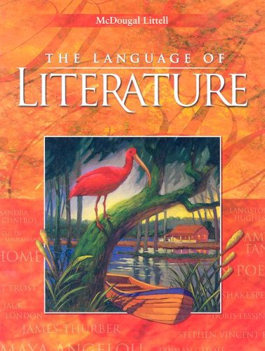 Language of Literature from Brand: MCDOUGAL LITTEL