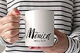 Product review for Bridesmaid Mug - Personalized Bridesmaid Mug - #IDOCREW - I do Crew Mug - Custom Handmade - Monogrammed with Name - 100% Ceramic - Gift for Family, Friend
