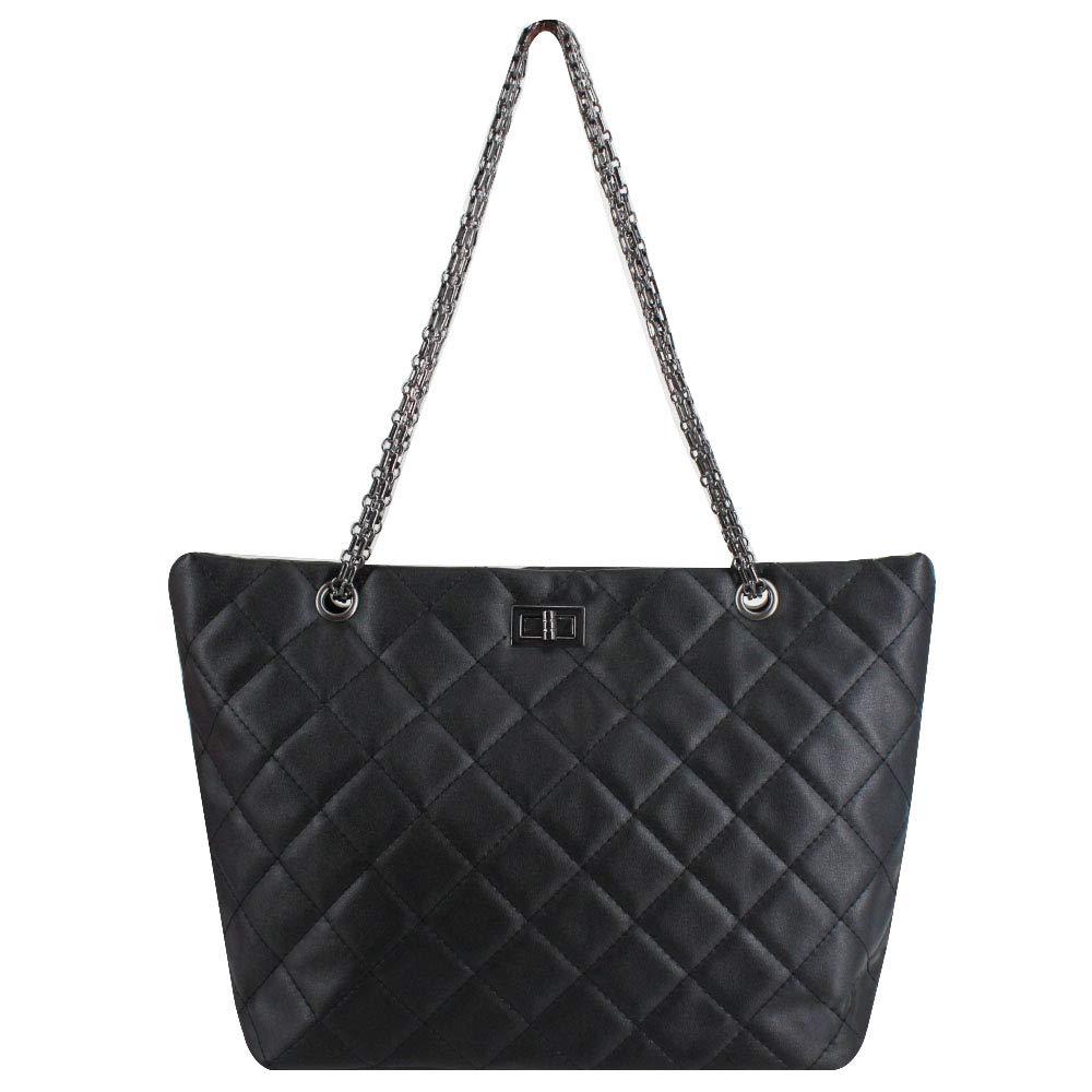 CLARA Women Basic Tote Bag...