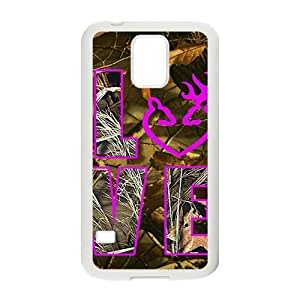 Browning LOVE Phone Case for Samsung Galaxy S5 Case