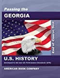 Passing the Georgia End of Course Test in U. S. History, Kindred Howard, 1598071408
