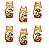 Wisdom Sweetleaf Water Drops 6 Packs (1.62 fl.oz per Bottle) (Tropical)