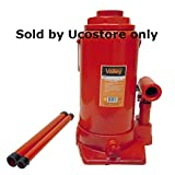 Valley 10-Ton Hydraulic Bottle Jack, HJB-10 - Sold by Ucostore Only
