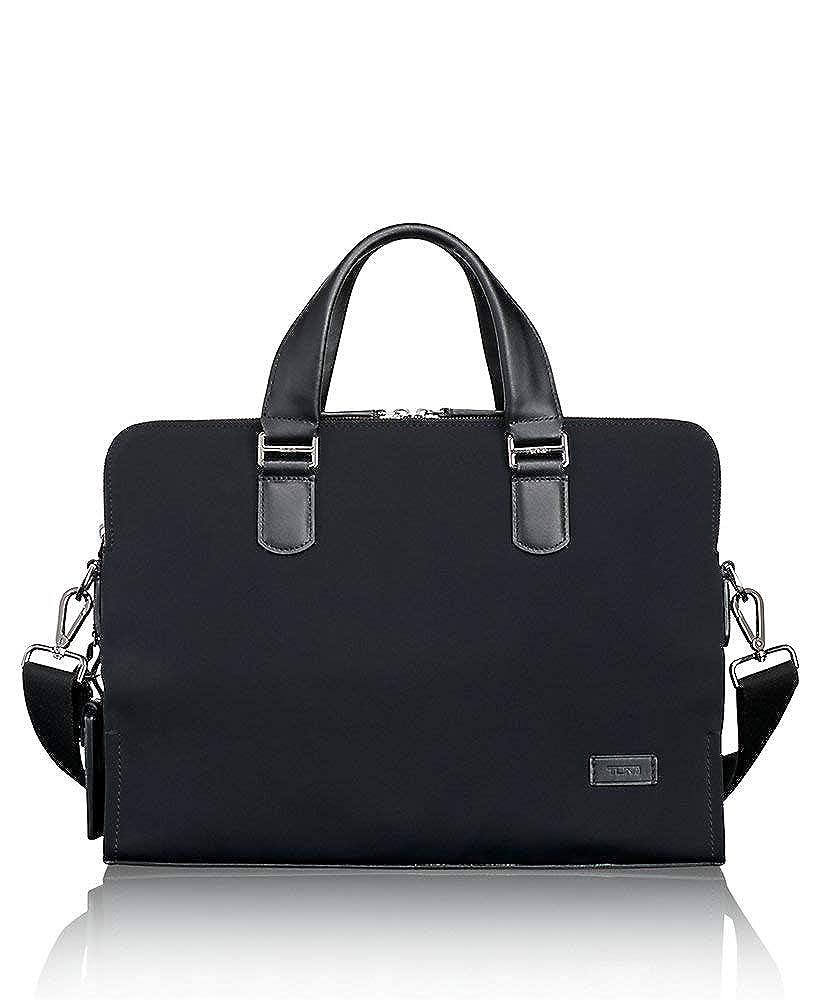[トゥミ] ビジネスバッグ 公式 正規品 HARRISON 「セネカ」スリムブリーフ 066000  ブラック B072JJ7LR1