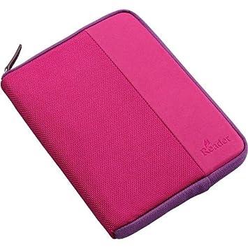Sony PRSACP65P Funda Rosa funda para libro electrónico ...