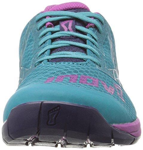azulado azul Cruzado para 8 marino 250 Zapatos púrpura Verde Entrenamiento Mujer Lite Inov F de xHaqTTSP0