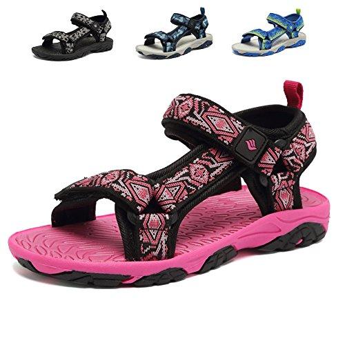 Image of CIOR Fantiny Girl's Boy's SportsSandalsOpen ToeAthletic Beach Shoes(Toddler/Little Kid/Big Kid)