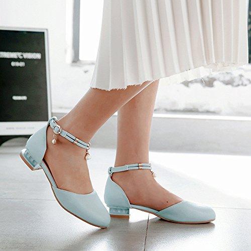 con huecos sandalias Baja blue parte femenino grandes a 4qxCBCwv