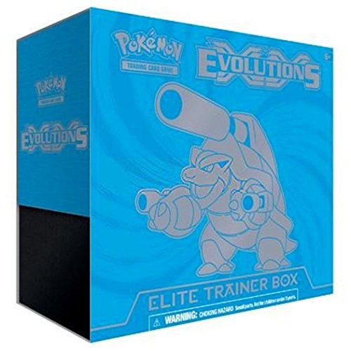 TCG Evolutions Boosters Elite Trainer product image