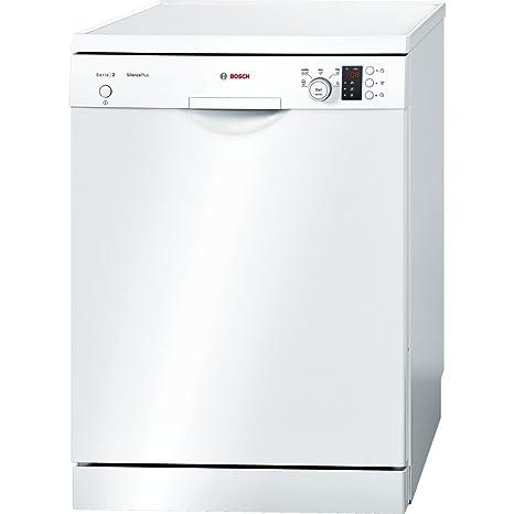 Bosch SMS25GW02E lavavajilla Independiente 12 cubiertos A+ ...