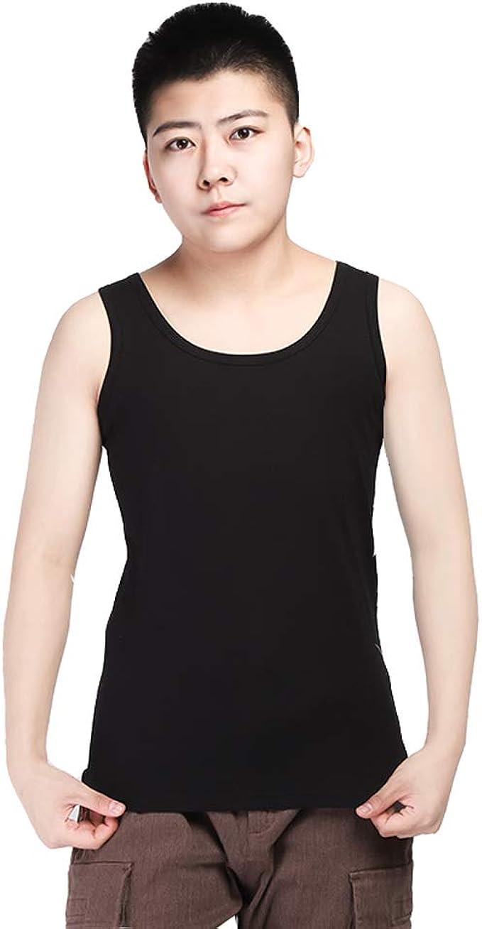 Women Buckle FTM Short Chest Breast Binder Lesbian H8I1 Plus Size Trans Tom J5X5