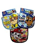 Paw Patrol Baby Boy Bib Set of 3 Marshall Chase