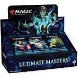 Magic: The Gathering C47540000 Ultimate Masters Booster Box | 24 Booster Pack (360 Cards)