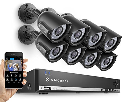 Amcrest AMDV960H8 8B Security Camera Cameras