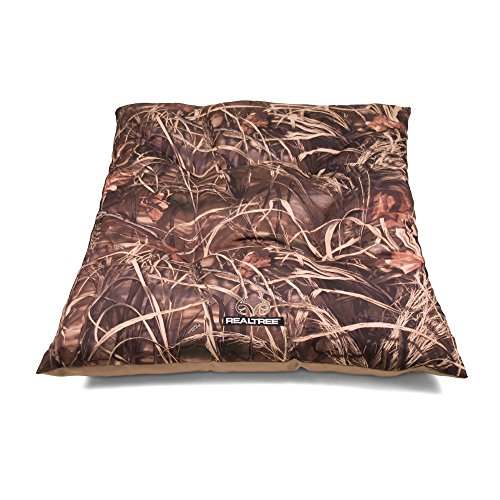 Dallas Manufacturing Company Realtree Extra Large Tufted Pet Bed - uflage