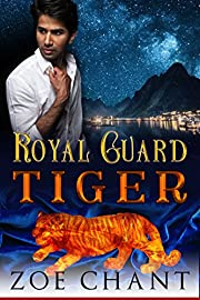 Royal Guard Tiger (Shifter Kingdom Book 2)