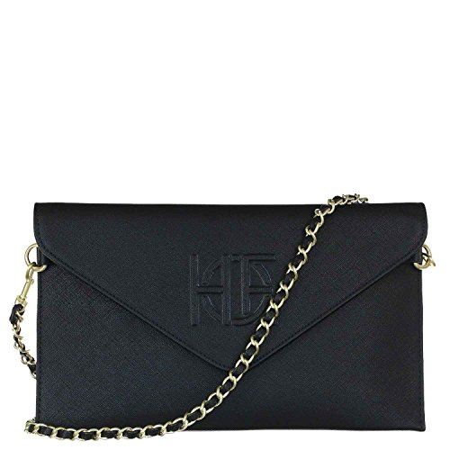 HOUSE OF ENVY Abendtasche Clubbing Clutch black