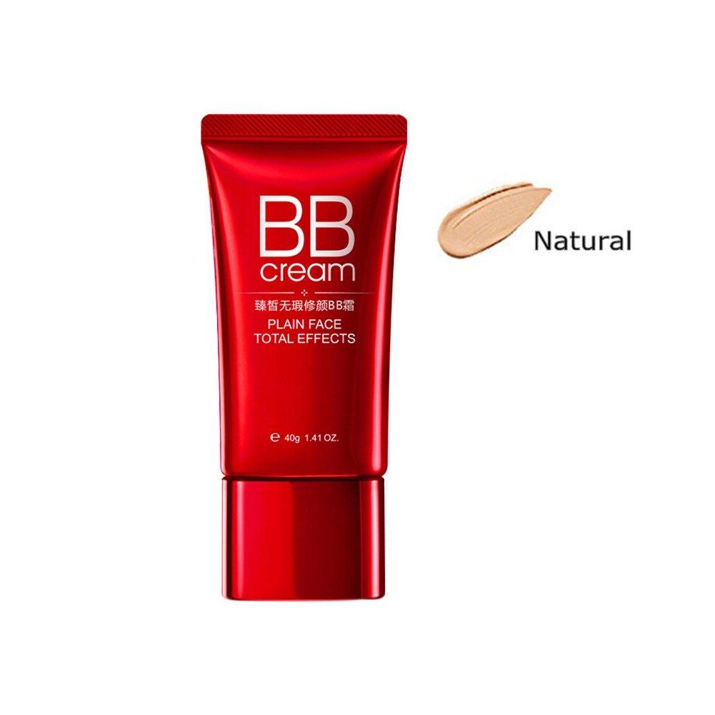 BB Cream,PanDaDa BB Cream Moisturizer, Trucco viso, copertura completa, 1.4 once